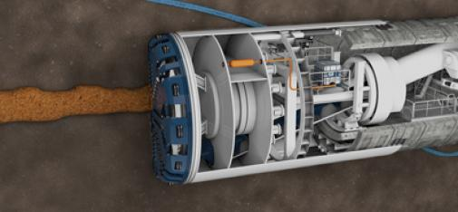 Tunnelling systems