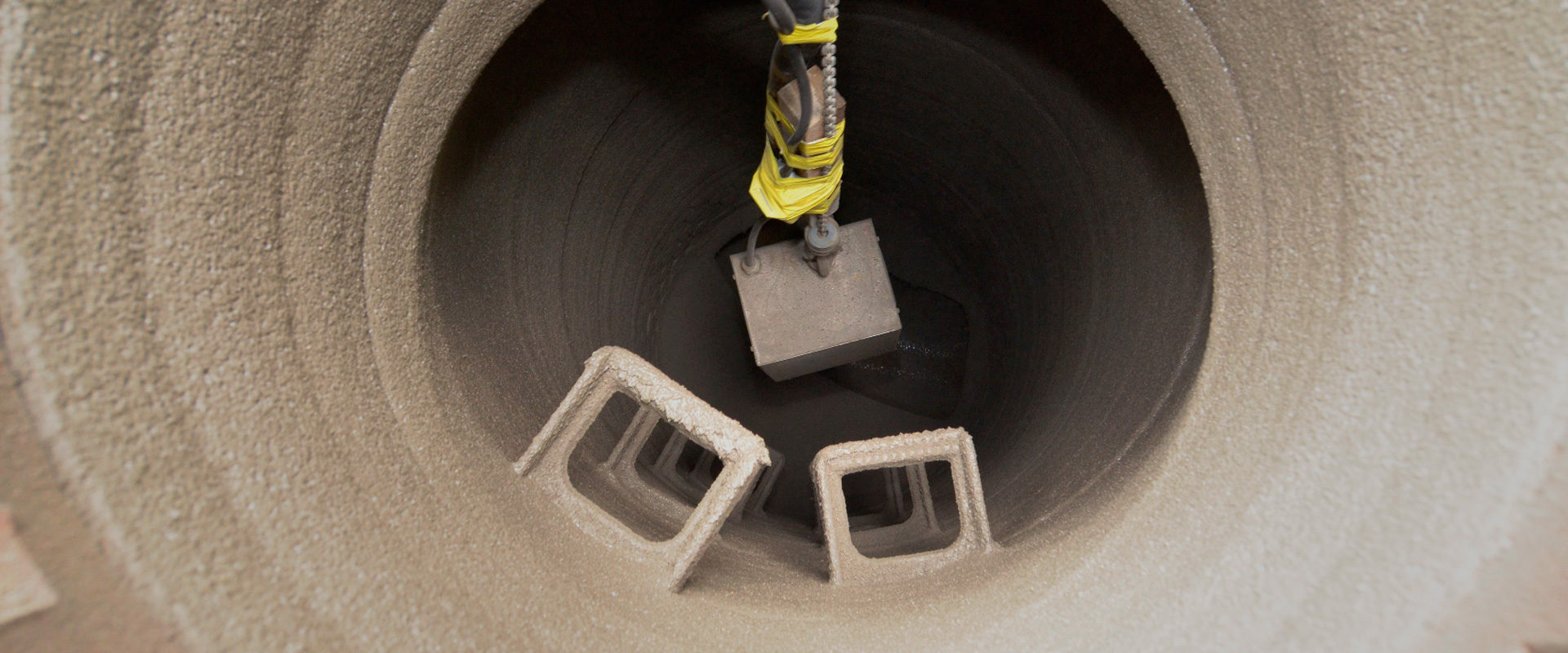 Automatic Repair of Manholes in Pulheim