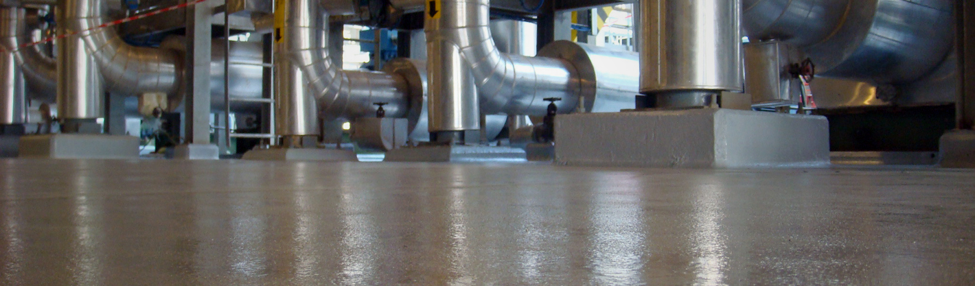 Fast-application high-end coatings for industrial floors